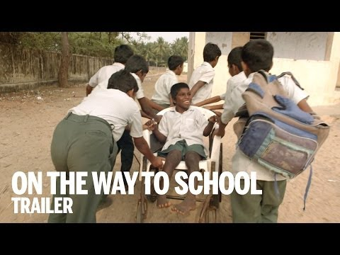 ON THE WAY TO SCHOOL Trailer | TIFF Kids 2014