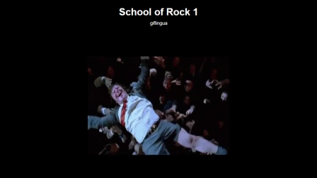 Learn English with the School of Rock