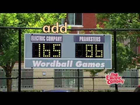 The Wordball Games