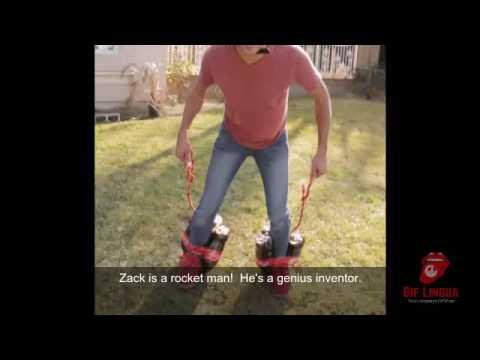 Zack King strikes again ...