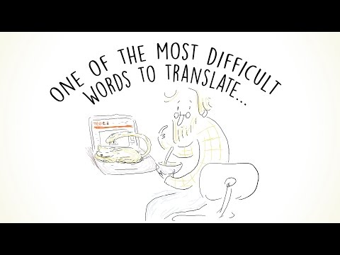 The most difficult words to translate