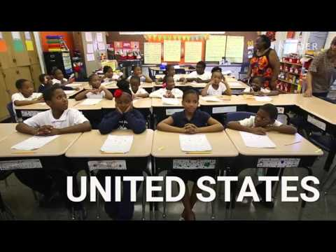 Classrooms  in 27 countries around the world