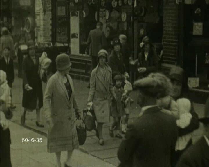 1920s Green Lanes, Harringay - Reel 1