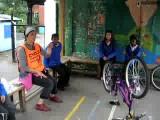 Cycling Training at South Harringay School