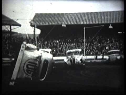 1950s Stock Car Racing Harringay Stadium