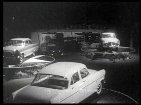 Three Graces - Ford at Harringay Arena