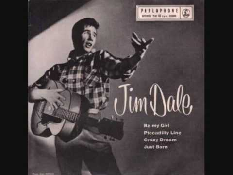 Jim Dale's 1950's Rock'n'Roll Ode to the Piccadilly Line