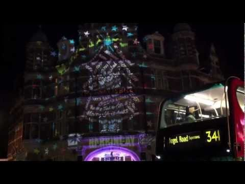 Harringay's Christmas Tree Switch on, 2011