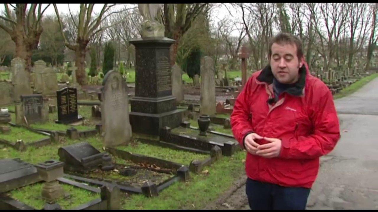 Tottenham Cemetery War Graves Preservation Project