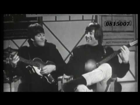 Beatles - Ticket To Harringay