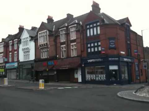 Missile hits Fresco, Crouch End