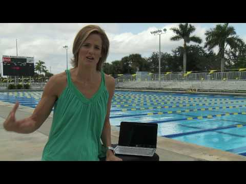 Dara Torres on using her HP Mini to stay organized