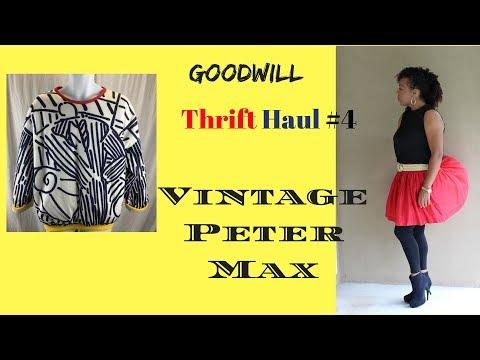 Thrift Haul #4