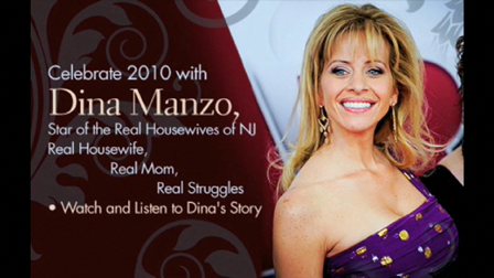 Dina Manzo, Real Housewives of NJ, Dishes On Her Struggles, Motherhood and TV