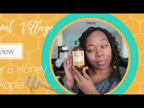 Vermont Village Ginger & Honey Apple Cider Vinegar Review