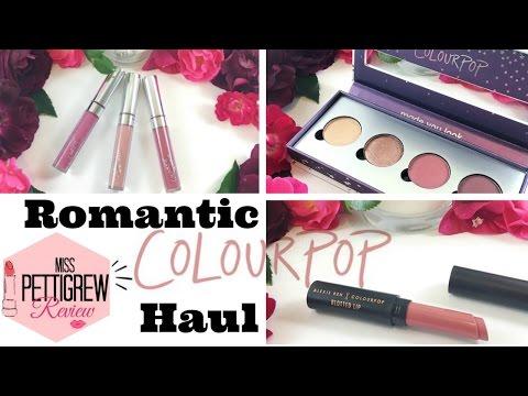 ♡ Colourpop Liquid Lipstick Haul: Ultra Liquid Lipstick + Blotted Lip & Colourpop Eyeshadow Review!