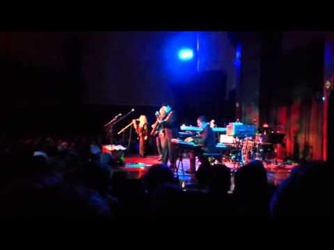 Running Hard, The Concert Hall at Ethical Culture, NYC, 20th of October 2012