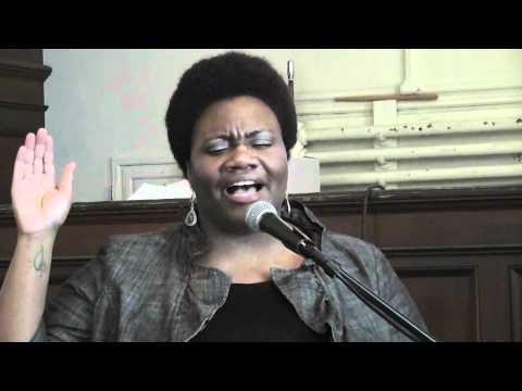 Felicia Johnson Performs at River of Life Church
