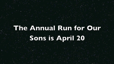 Run for Our Sons 2013