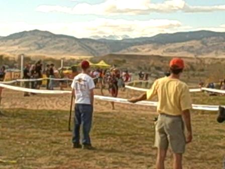 Boulder Cup - Lucky dismount