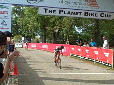 Planet Bike Race For Fourth