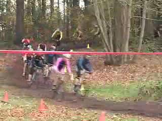 Cyclocross: An hour In hell