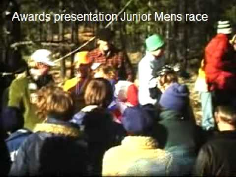 1976 USCF Cyclocross National Championships outside Bend, Oregon