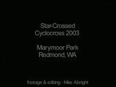 StarCrossed Cyclocross 2003