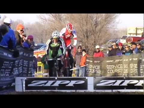 USGP Cyclocross Bunny Hop Gone Wrong