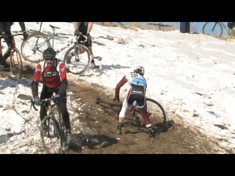 Cyclocross Race Day Crashes