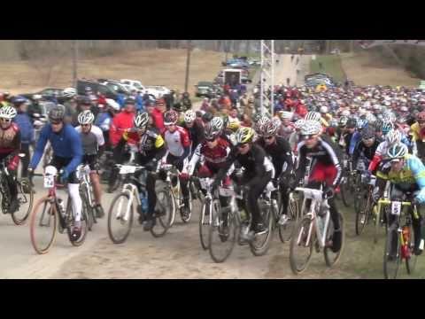 Paris to Ancaster Bicycle Race 2011