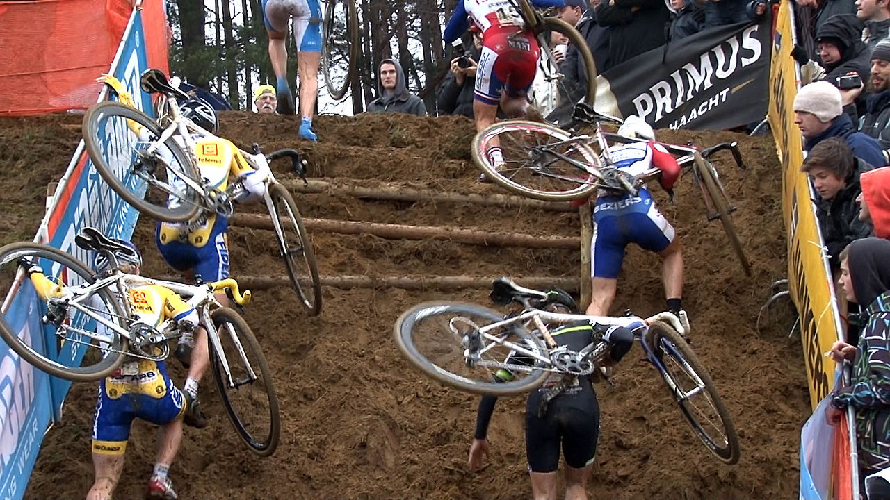 5ème Manche de CDM cyclo-cross
