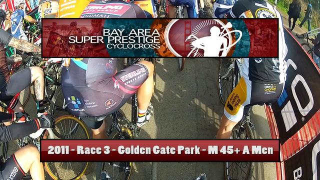 2011 BASP CX Race 3 - Master 45+ A Men