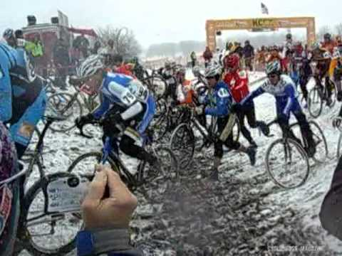 2007 Cyclocross National Championships in Kansas City, KS - Masters 35-39