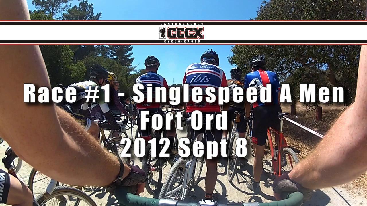 2012 CCCX Race 1 Singlespeed A Men