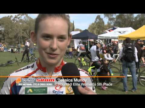 National Cyclocross Series Round 3 & 4, Adelaide Cycling Central 19/8/12
