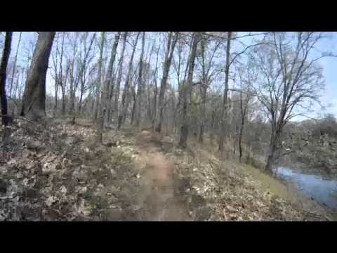 Fort Custer Mountain biking