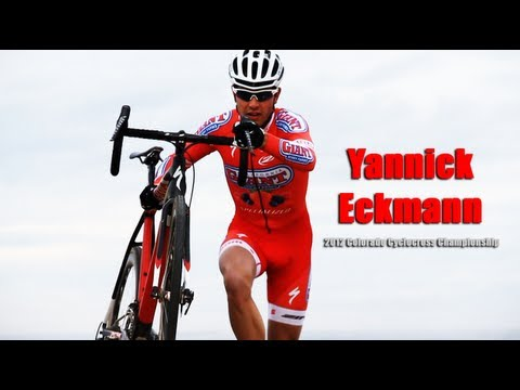Yannick Eckmann 2012 Colorado Cyclocross Champion