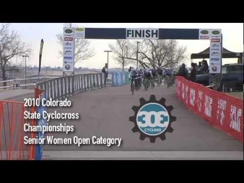 2010 Colorado Cyclocross Championships - Women