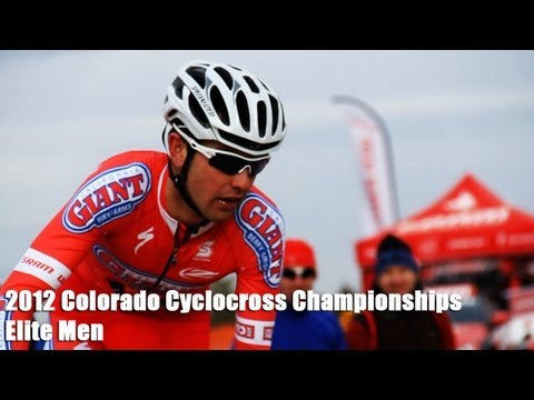 2012 Colorado Cyclocross Championships - Elite Men