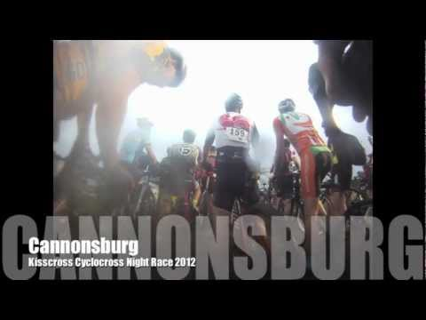 Cannonsburg Cyclocross Night Race 2012