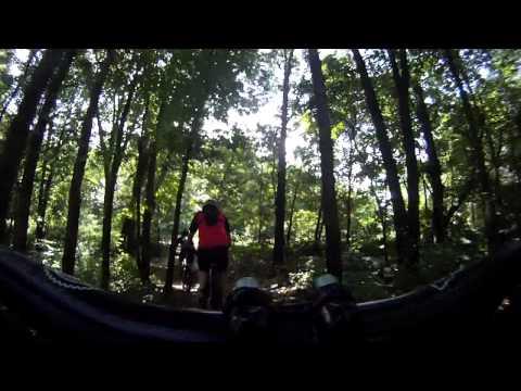 Fort Custer Mountain Biking