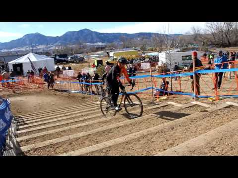 Cyclocross - Ride the Stairs