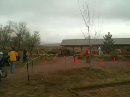 Cross Race 11-14-09 Sand