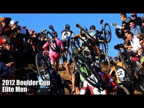 2012 Boulder Cup Cyclocross Elite Men