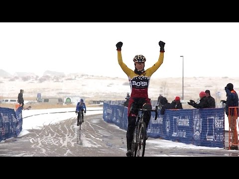 Meredith Miller - 2014 Colorado Cyclocross State Champion