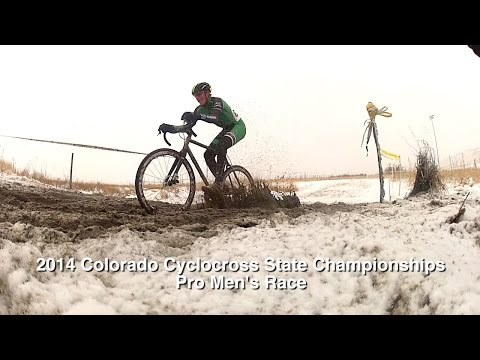 Gage Hecht - 2014 Colorado Cyclocross State Champion