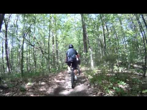 Potawatomi Trail front section  - Off Road Centurion