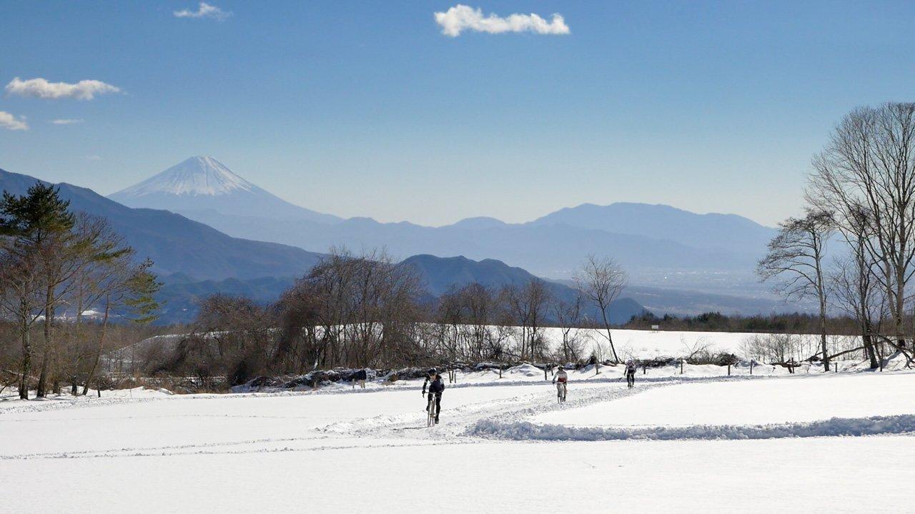 CCM14-15 #9 Kiyosato : Snowy Race Again!