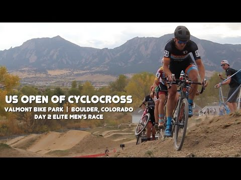 2015 US Open of Cyclocross - Day 2 Elite Men